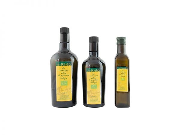 Organic Extra Virgin Olive Oil of the Sila National Park (Calabria)
