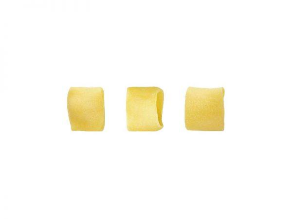 La tipica Pasta Fresca trafilata al bronzo della tradizione culinaria italiana.