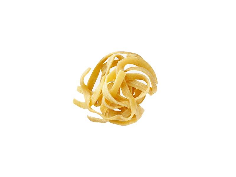 Pasta Fresca Trafilata al Bronzo Formati Speciali Fettuccine alla Castagna