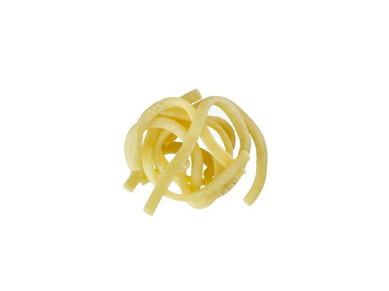 Pasta Fresca Trafilata al Bronzo Formati Speciali Scialatielli di Sorrento con Limone