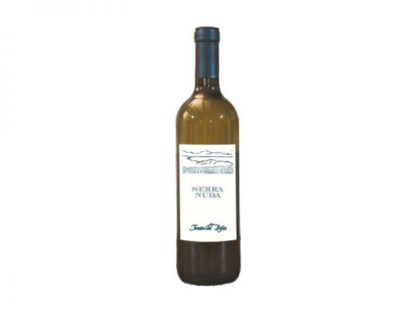 Vin Fiano Serra Nuda Paestum Blanc 2017